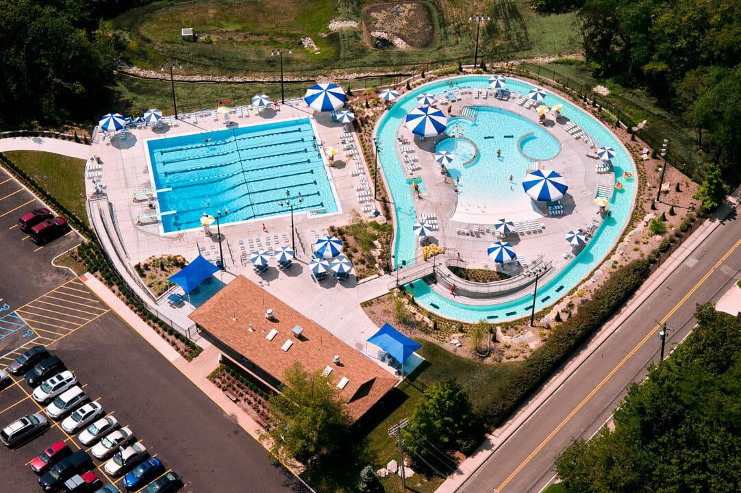 Sunset Hills Aquatic Center