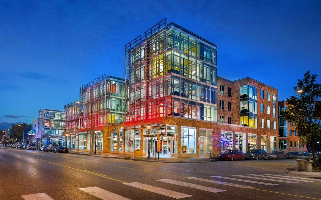Washington University – Loop Student Housing