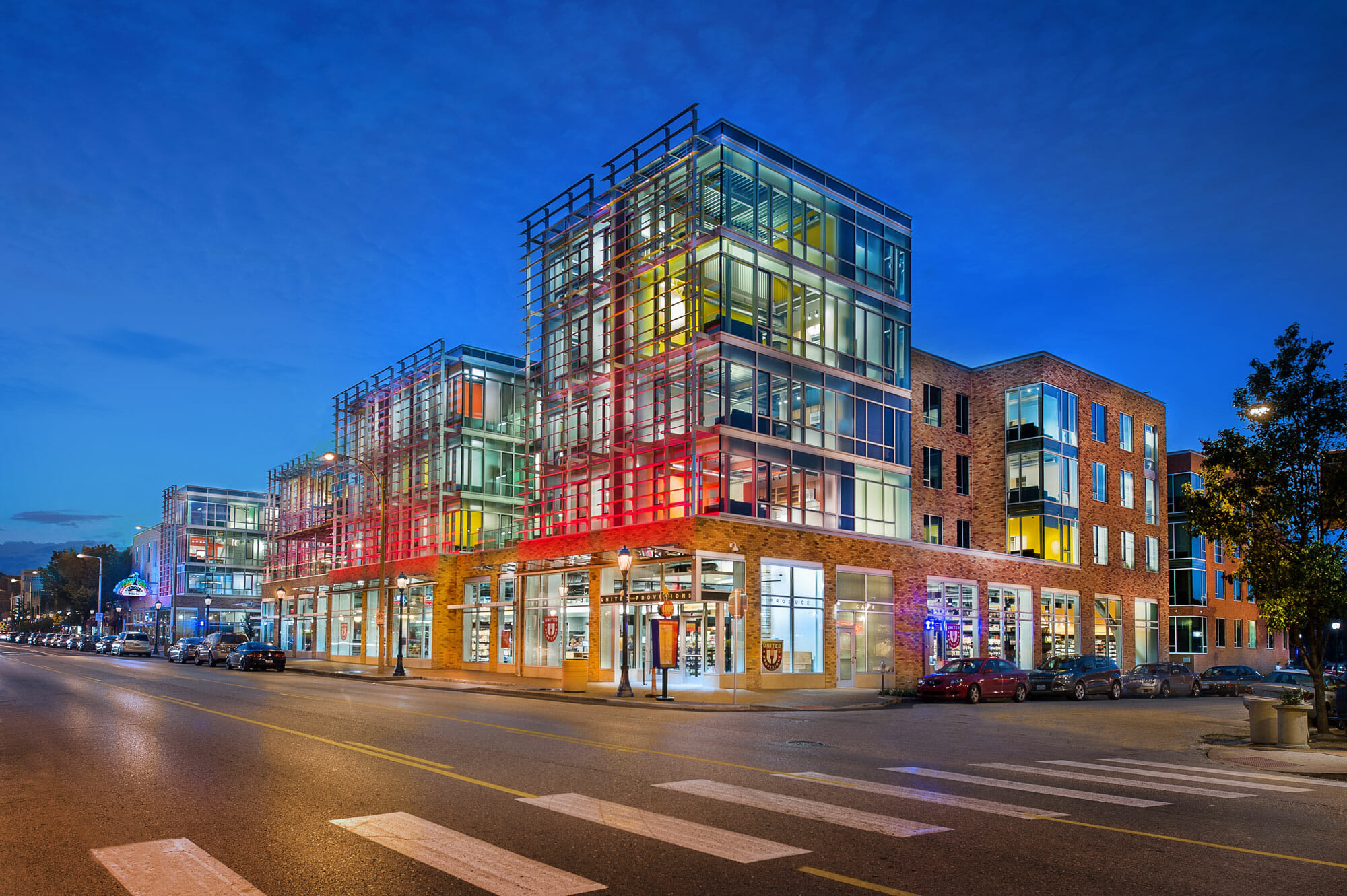Washington University Loop Student Housing