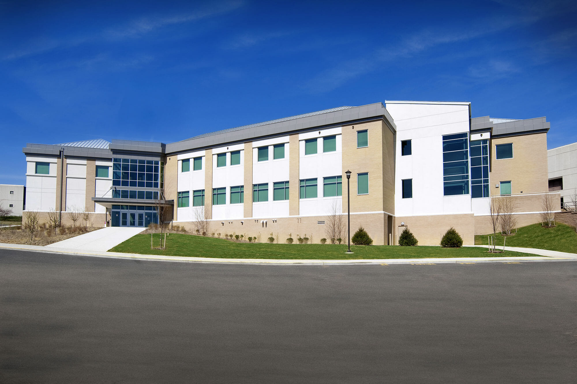 PARIC was in charge of constructing a health and life sciences building at East Central College