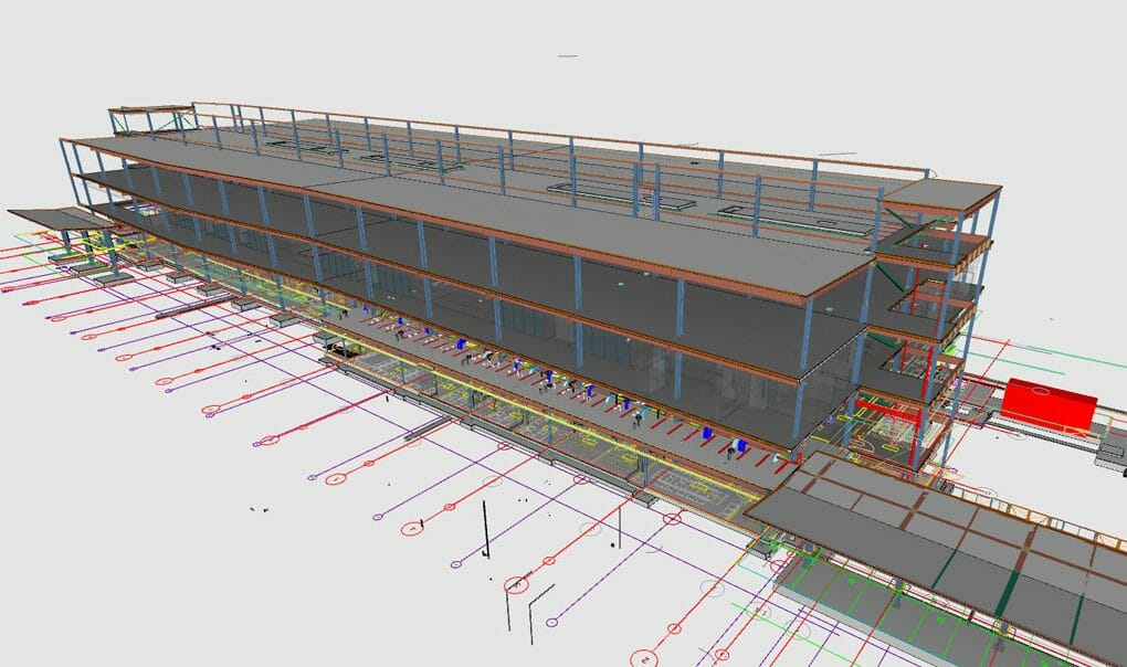 Design/Build is something one of many PARIC Construction's many expertises