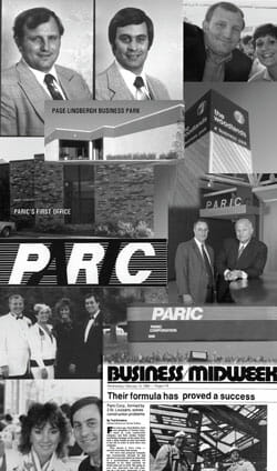 Paric History 79-89