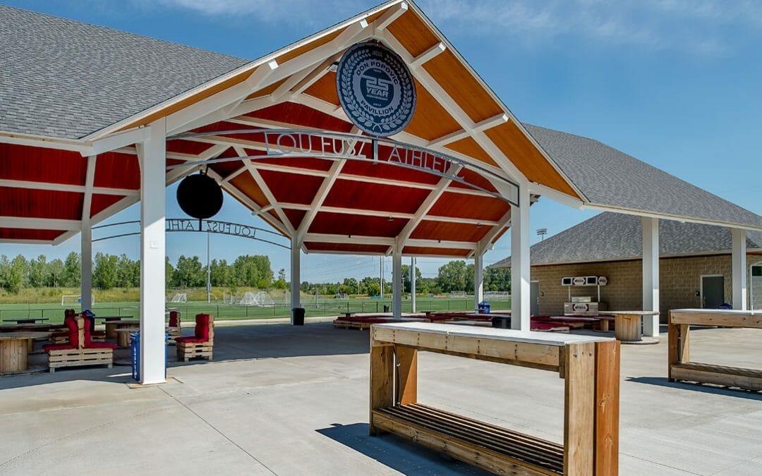 Lou Fusz Soccer Park Pavilion