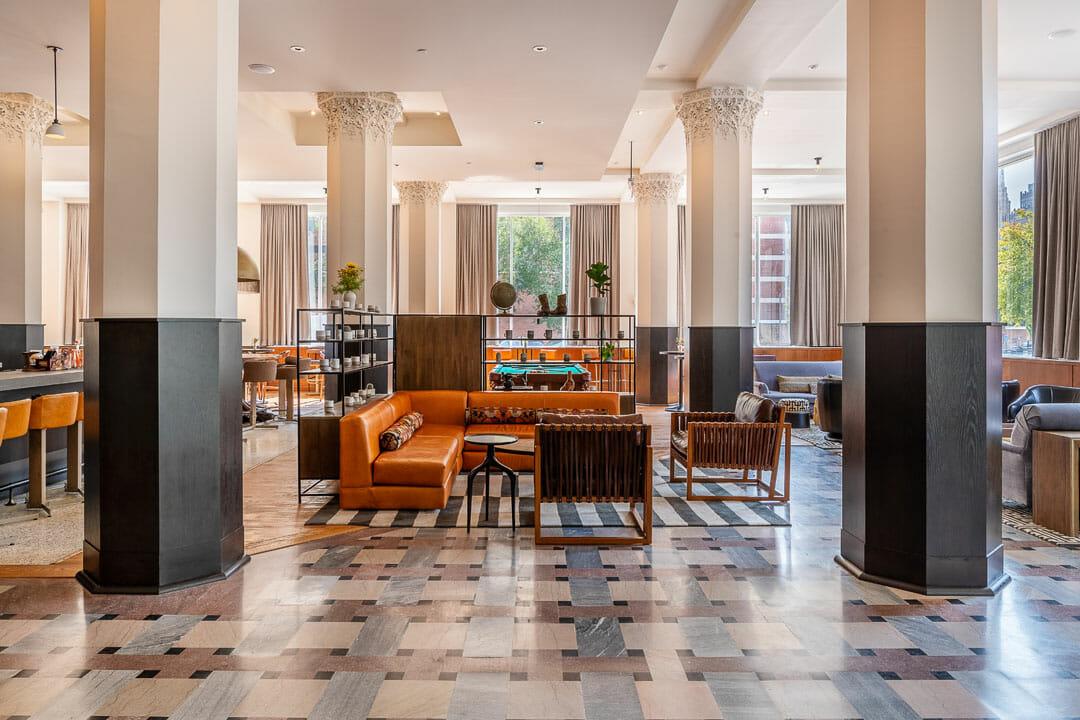 Last Hotel Lobby
