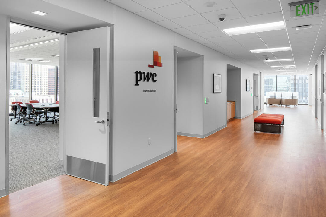The PwC Pennant Building Office and Garage