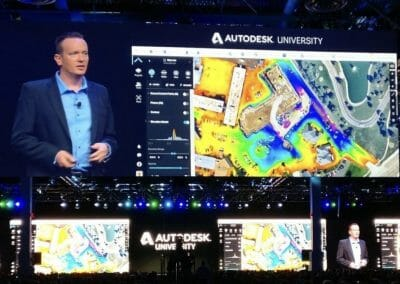 Tech Transformation On Stage At Autodesk Conference