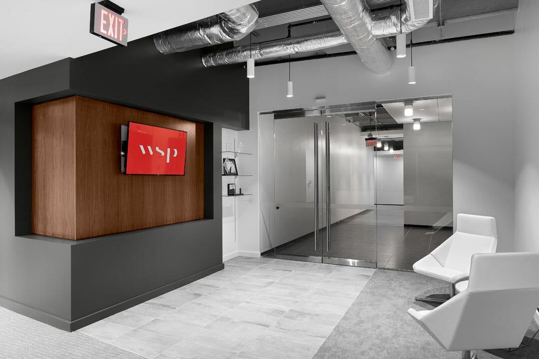WSP Office Renovation