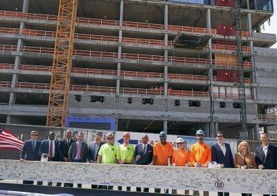 PARIC surpasses diversity goals for Ballpark Village projects