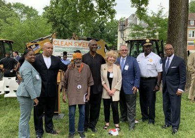 Better Family Life Launches Operation Clean Sweep 2019
