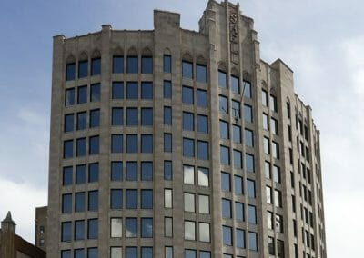 Developer completes acquisition of historic Shell Building