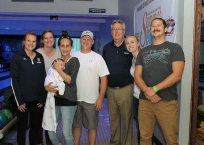 KC office bowls over competition to raise funds for Big Brothers, Big Sisters