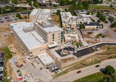 BJC West County Hospital on Track for 2019 Finish