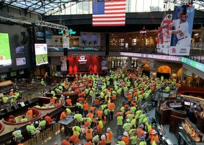 Hundreds Gather at BPV to Learn Signs for Preventing Construction Industry Suicides