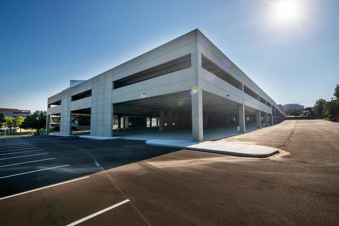 Corporate Hill Parking Garage