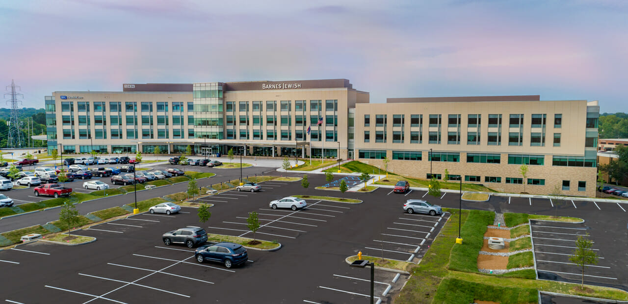 BJC West County Exterior