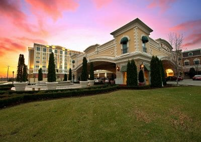 PARIC Named Top Hospitality and Hotel General Contractor