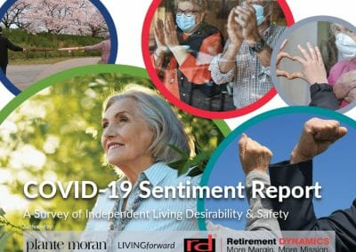 Survey of senior living residents reveals insights during pandemic