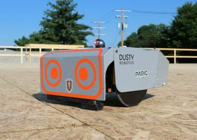 PARIC partners with Dusty Robotics to develop, one-of-a-kind robot for construction sites